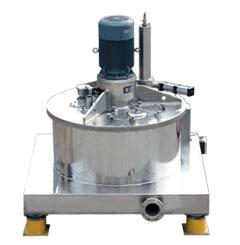 PAUT/AUT平板上悬式刮刀卸料自动离心机