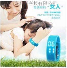 厂家供应睡眠监测健康手表 智能穿戴手环计步器