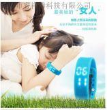 廠家供應睡眠監測健康手表 智慧穿戴手環計步器