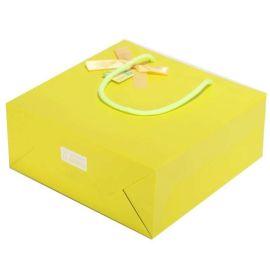 佛山彩色丝印纸袋、白牛皮纸袋制作设计