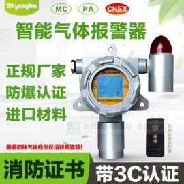 四合一苯C6H6气体报警器