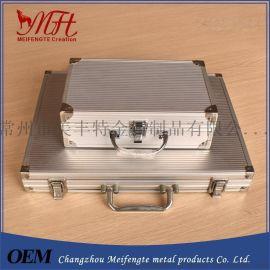 器材仪器铝箱  铝合金工具箱 展会器材箱 精密手提铝箱工具箱