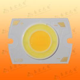 台宏LED双色温COB灯珠2820