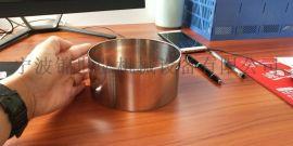分样筛、面粉筛、标准筛等钢圈的全自动激光焊机