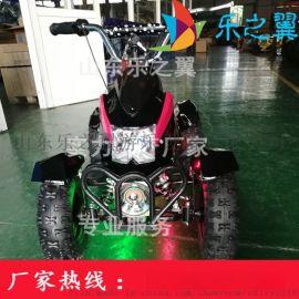 **游乐设备电动摩托车室外沙滩车儿童卡丁车代步车