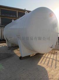 回收二手闲置LNG汽化撬装设备 cng减压撬 空温式汽化器调压撬 10立方快易冷