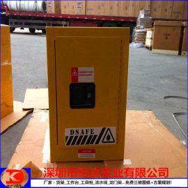 黄颜色防爆柜 工业、实验室专用安全柜 CE认证