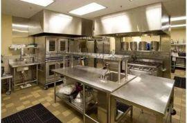 餐厅所有厨房设备|食堂厨房室内cad