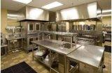 餐廳所有廚房設備|食堂廚房室內cad