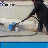 青海果洛混凝土路面拉毛机双头混凝土凿毛机厂家供货
