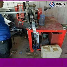 陕西延安市全自动波纹管卷管机金属波纹管液压成型机厂家直销