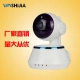 现货手机远程监控摄像 头 网络监视器 联动报警无线wifi摄像头