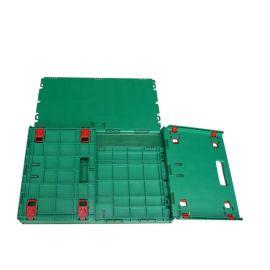 工具箱低价新款环保塑料折叠周转605034B物流方便