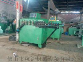 广州高精度数控钢筋打圈机 不锈钢圆凳打圈机