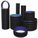 廠家直銷hdpe雙壁波紋管防腐環保可定做 大口徑排污管材