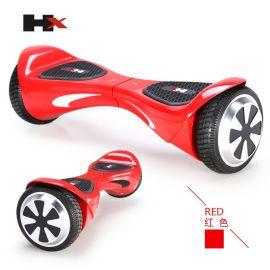 厂家直销 过UL2272认证电动滑板车电动平衡车智能6.5寸儿童代步车电动扭扭车