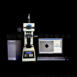烟台华银HVT-1000B手动转塔显微硬度计
