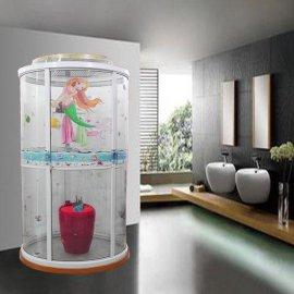山東最大的淋浴房生產廠家, 淋浴房價格 整體淋浴房