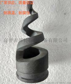 碳化硅螺旋喷嘴 缠绕粘接 4分dn15 脱硫喷嘴
