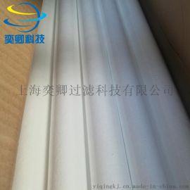 上海熔喷滤芯 pp熔喷滤芯 可加骨架 接头 可非标定制