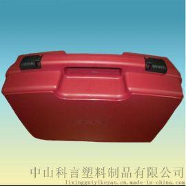 KY007  480*370*150mm 定制 大号塑料储物箱 手电筒塑料包装箱.水质检测工具箱 航空工具箱