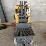 液壓式二次結構澆築泵出料快 輸送混凝土好機器