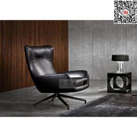 设计师北欧创意时尚休闲躺椅老板椅办公椅