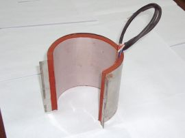 烤杯垫,热转印硅胶加热片热印加热片