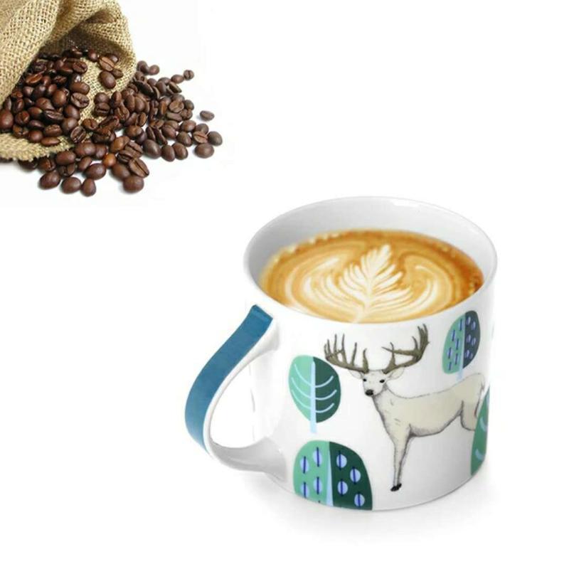 创意奇异花园系列马克杯 咖啡杯 多功能陶瓷杯