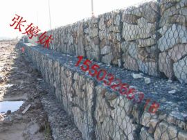 8號鉛絲籠 公路水利護坡鉛絲石籠網 防洪格賓網
