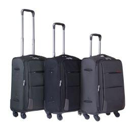 定制20寸24寸28寸商務牛津布拉杆箱 登機行李箱可添加logo