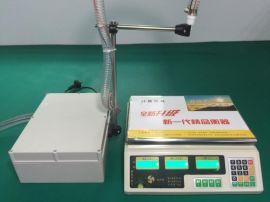 LH-830D洗发水沐浴露洗洁精蜂蜜粘稠液体自动定量灌装机称重包装A
