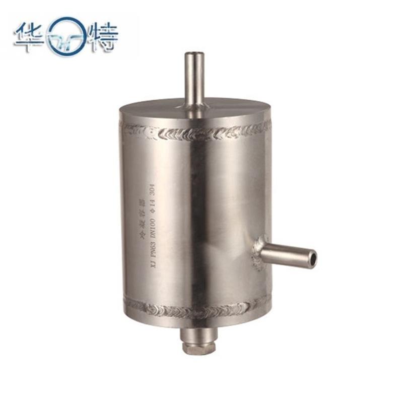 不锈钢冷凝容器厂家 不锈钢隔离容器 分离容器 压差变送器 不锈钢冷凝罐