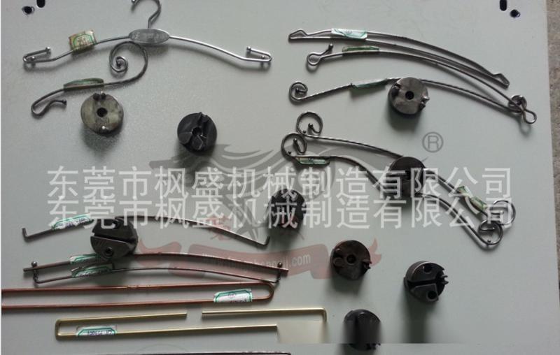 2d线材成型机汽车连杆成型设备全自动衣架机
