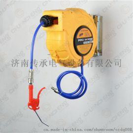 自动收缩气管卷轴,卷管器