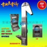梅州清遠澱粉鬥式提升機系列食品級不鏽鋼畚斗大容量高效率輸送機D8