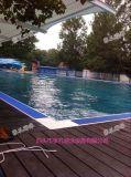 张孔游泳专业承接钢结构拆装泳游池