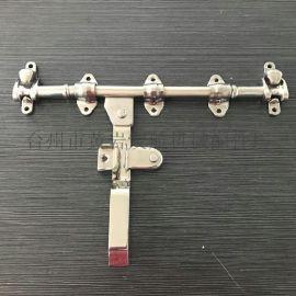 厂家直销13001不锈钢4分门锁车厢配件