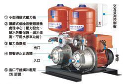 恒压变频水泵组