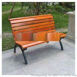 承德防腐木公園椅承德休閒椅廠家