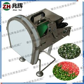 小型台式切葱机 厨房配套切菜设备 菜品段/粒成型机