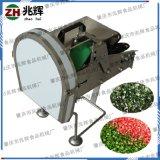 小型臺式切蔥機 廚房配套切菜設備 菜品段/粒成型機