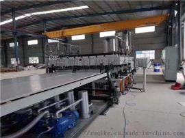 PP中空塑料建筑模板生产线设备