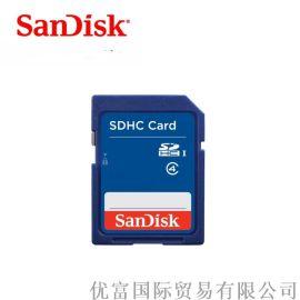 高速相機記憶體卡 閃迪C4記憶體卡 16G記憶體卡