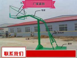 運動器材籃球架滄州奧博體育器材 戶外籃球架生產廠