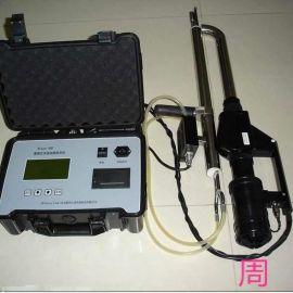 便携式油烟检测仪LB-7022使用
