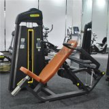 山東德州商用健身房力量型必確系列仰臥舉肩訓練器