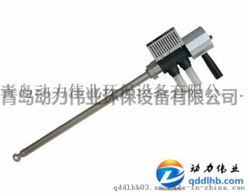 预处理器测含湿量    保护主机和传感器