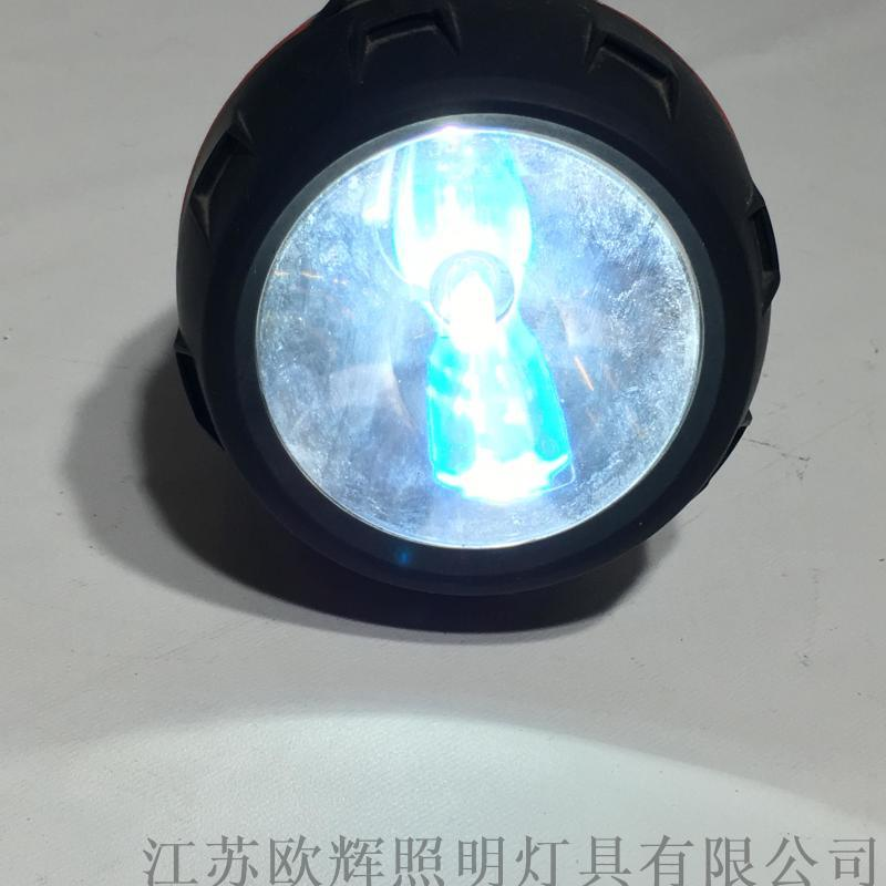 江苏恒司特手提式防爆氙气探照灯