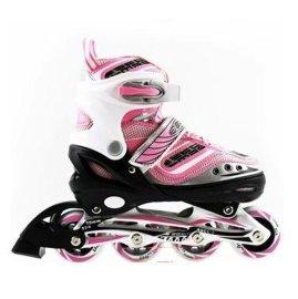 单排直排轮滑鞋 溜冰鞋 儿童滑冰鞋 旱冰鞋